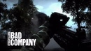 Battlefield Bad Company Intro Title Screen