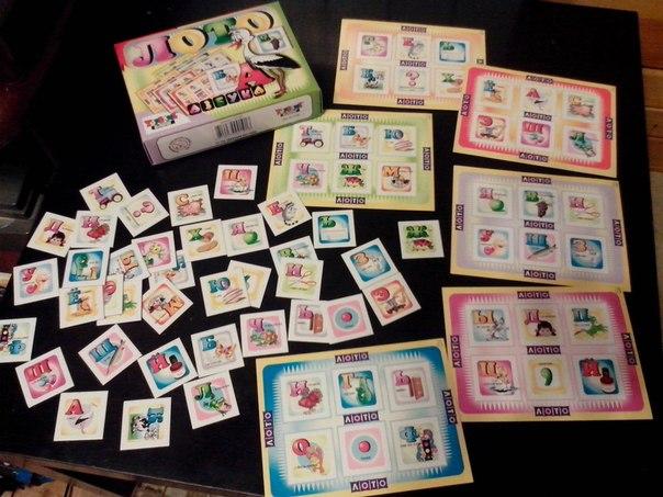 Игру с изучением азбуки
