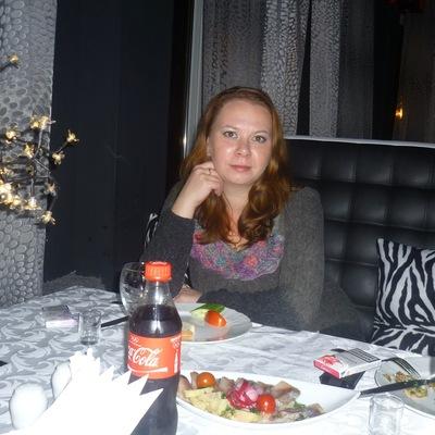 Анастасия Егорова, 20 марта 1997, Белгород, id96521653