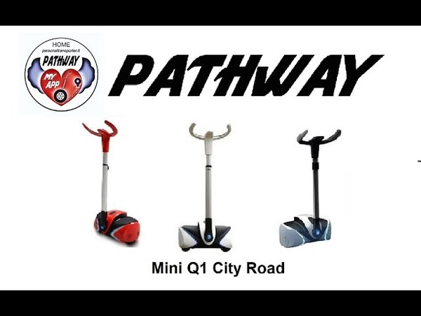PathWay Mini Q1 City Road www.personaltransporter.it