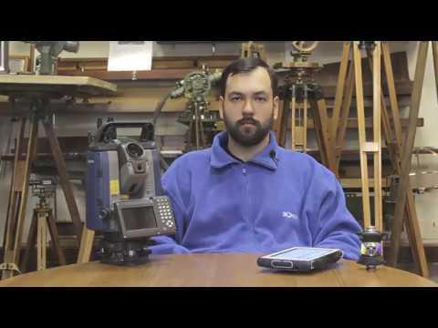 Видеообзор роботизированного тахеометра SOKKIA серии iX