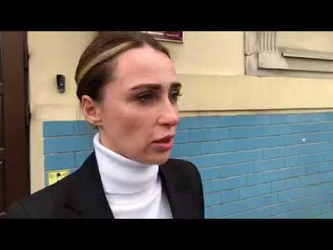 Юлия Шестун прокомментировала для СМИ решение Басманного суда