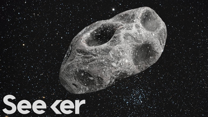 Could Asteroid Mining Fuel Deep Space Travel