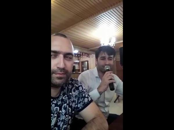 Emil Tənha Gencevi ve Elbar Şəmkirli