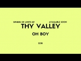 Thy Valley. The First Album Announcement