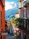 Городок Белладжо, Италия