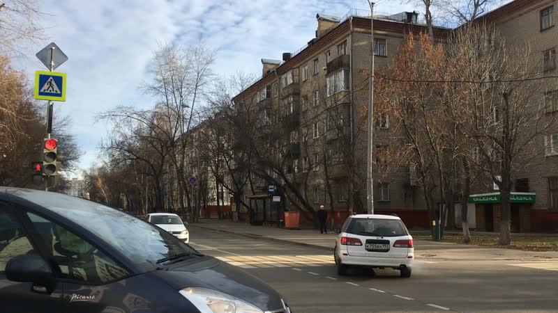 Наземным транспортом от Пятненского шоссе до Щёлковской. Разрушители легенд. 2