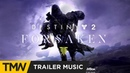 Destiny 2 Weapons of the Black Armory Trailer Music Elephant Music Detached