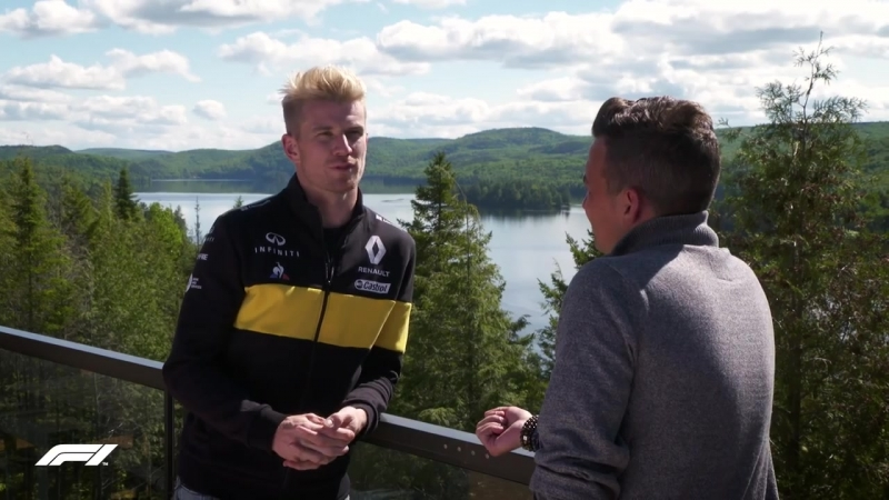 Nico Hulkenbergs Candid Career Conversation _ 2018 Canadian Grand Prix