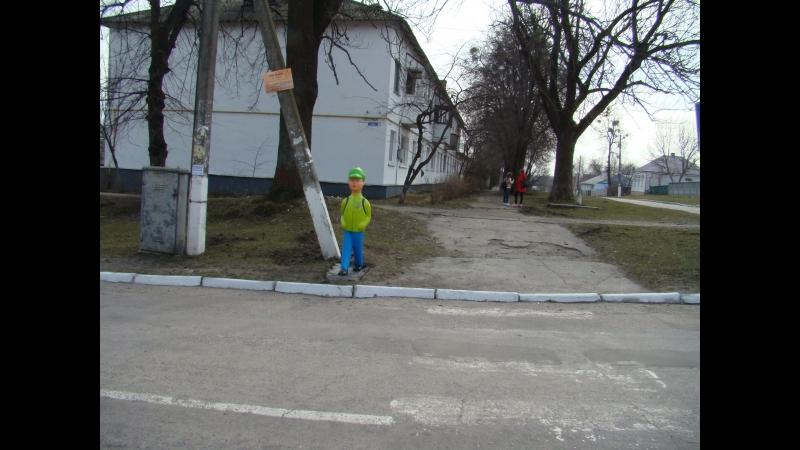 Благодійним фондом «Фортеця» у місті Тараща встановлено систему безпеки пішохідного переходу.