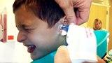 Ужасный паразит поселился в ухе мальчика