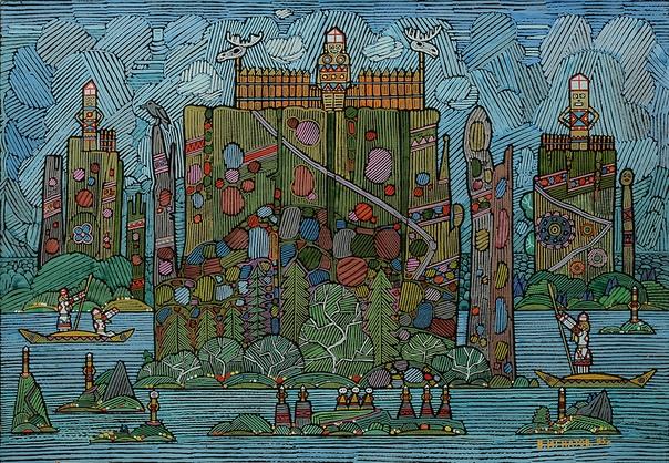 Василий Георгиевич Игнатов (14.02.1922 23.02.1998) График, художник театра, мультипликатор, иллюстратор. Учился в Московском художественном училище памяти 1905 года (19371941, 1947) у В. Н.