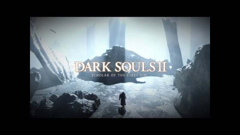 Проходим Dark Souls II: Scholar of the First Sin на твиче 5. COVETOUS DEMON, SMELTER DEMON