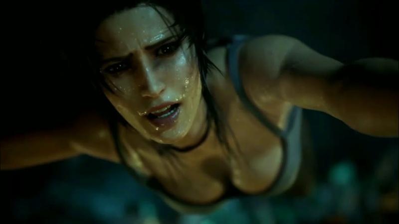 Tomb Raider клипп [1№] HD