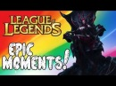 League of Legends Epic Moments - Doublelift Outplay, Lee Helping, Stealth Mode