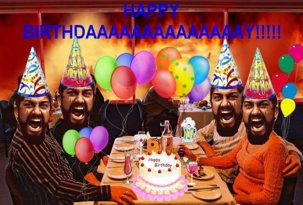 Самое крутое поздравление друга с днем рождения 55