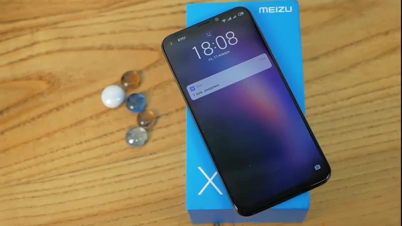 Meizu X8 Global - полный обзор обломщика на Snapdragon 710