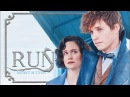 Newt x tina (fantastic beasts) || run