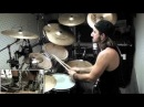 EPIC WIN Through the Fire and Flames drum cover Dragonforce by Gee Anzalone