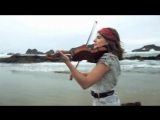 He's a Pirate. (Disneys Pirates of the Caribbean Theme) Violin Cover - Taylor Davis.