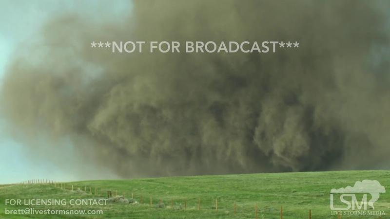 06-06-18 Laramie, WY - Tornado