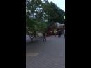 Цементовоз на Атарбекова, Краснодар, 11 мая