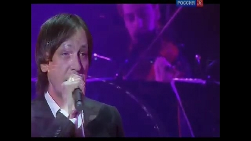 Николай Носков исполняет песню на стихотворение Владимира Маяковского Любит? не любит? Я руки ломаю...