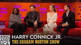 Sleep Walking with Harry Connick Jr. The Graham Norton Show BBC America