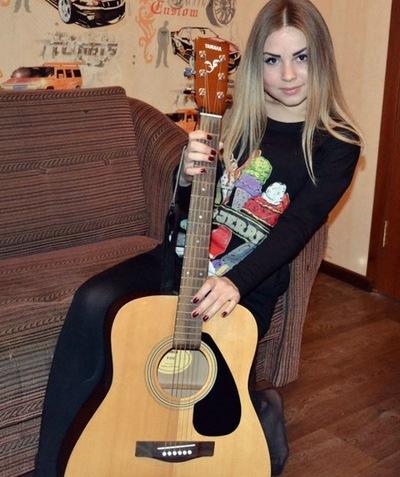 Карина Алексеева, 12 октября 1991, Минск, id191151232