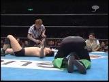 IWU NJPW 19.02.2006 - Hirooki Goto &amp Minoru vs Ryusuke Taguchi &amp El Samurai