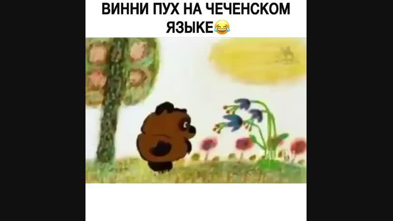 винни пух на чеченском