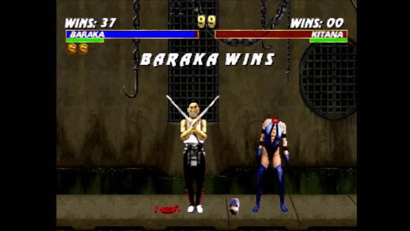 Mortal Kombat Trilogy - All Fatalities