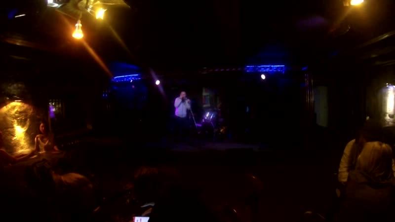 TeD (Тень Дождя) Концерт 02.11.2018 клуб Manhattan