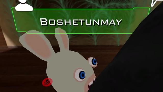 Кролик , сожри его На*УЙ