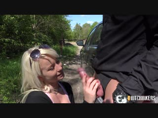 [czechhitchhickers] licky lex - a lot of cum