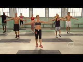 Jillian Michaels Body Revolution Cardio 1 for Phase 1