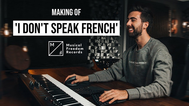 Making Of I Dont Speak French (Tiëstos Musical Freedom)