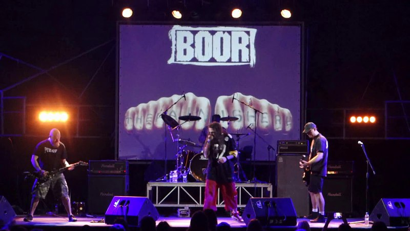 Boor - Depression (Live at Bingo club, Kiev, 16.03.2018)