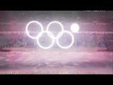 Одно из колец не раскрылось на олимпиаде в Сочи 2014!Видео!