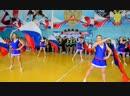 Краевые Соревнования по Чир-Спорту 20.01.19