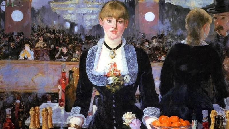 Французские импрессионисты. Часть V