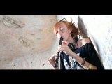 Осиный джем на маленькой блок-флейте. Акустическая пещера Мангуп-Кале. Бахчисарай. Крым 2018