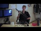 Как согнать вилку RockShox Sektor solo air (How To drive away fork RockShox Sektor)