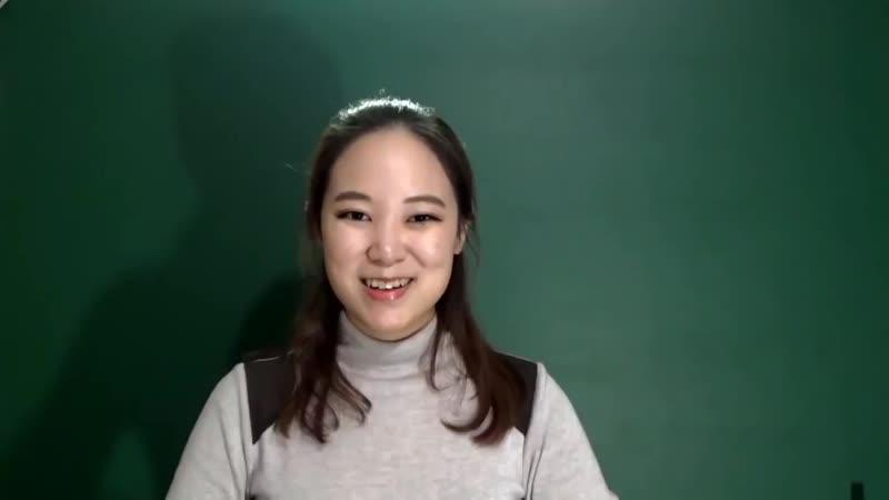 [Корейский язык] 4. Слоги. Произношение -1-.mp4