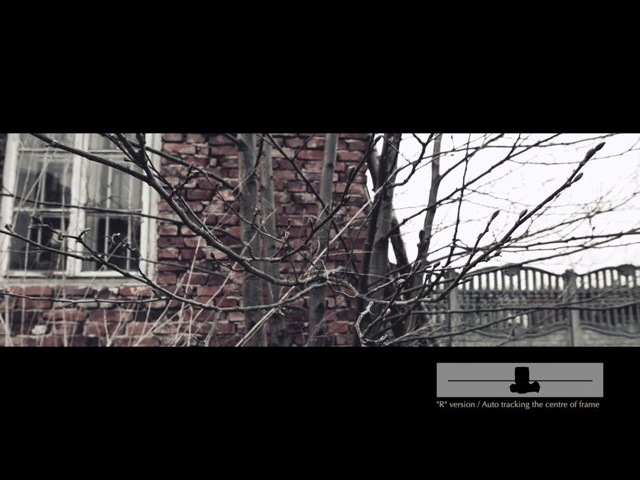 Wood-Comp EXTRALITE R Camera Slider demo