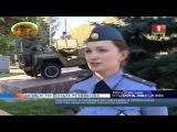 Новости Мира. В Гомеле установили радарно информационное табло