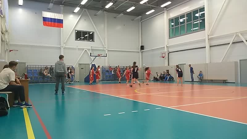 Баскетбол ШСЛ ДЕВОЧКИ. 2001 - 2002 г.р