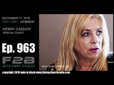 Ep. 963 FADE to BLACK Jimmy Church w Kerry Cassidy Project Camelot LIVE