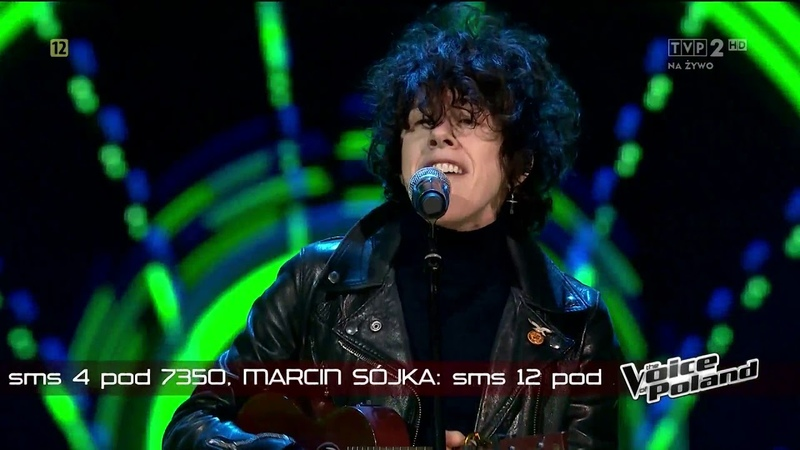 LP at the Voice of Poland with Girls Go Wild