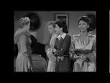Carole Landis Slaps Mary Beth Hughes In Catfight